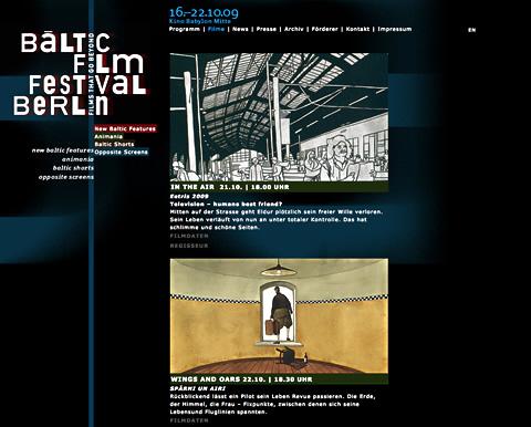 Baltic Film Festival