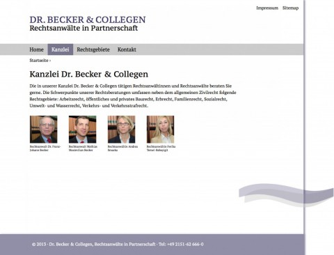 Kanzlei Becker & Collegen