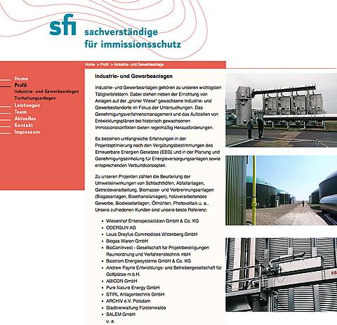 Profil SFI