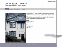 Rechtsanwälte in Partnerschaft Becker & Collegen