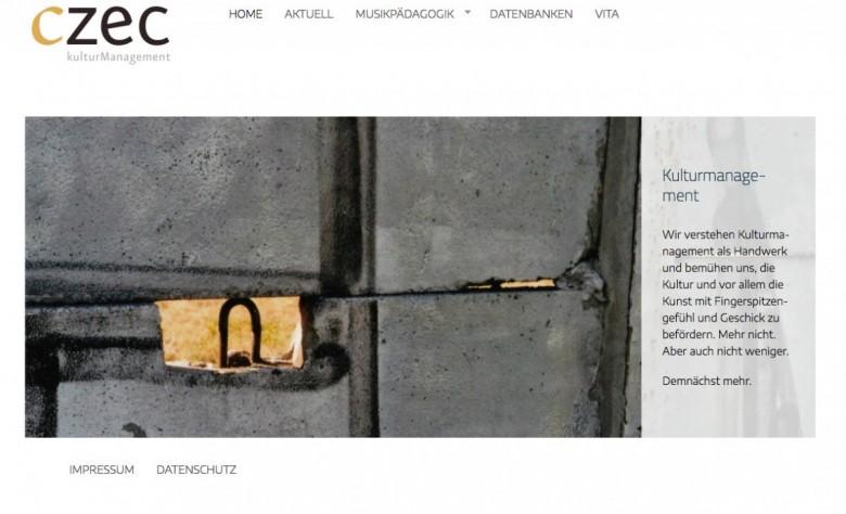 czec Homepage