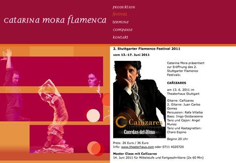 2. Stuttgarter Flamencofestival